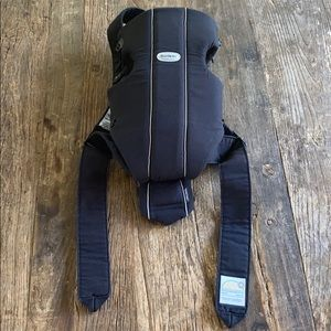 Baby Bjorn Black Original Baby Carrier